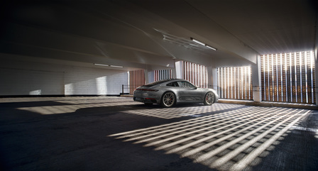The new 911 Carrera S.